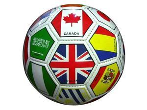 International Soccer Ball Official Flag, Size 5