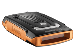 Beltronics GT-7 Radar Detector W/ GPS & Preloaded Camera Database