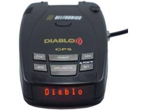 Beltronics Diablo High-Performance GPS Powered Radar and Laser Detector (Spanish Version of the Pro 500 with English Language Mode)