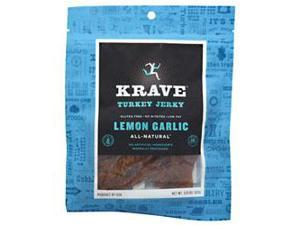 Krave Pure Foods Turkey Jerky
