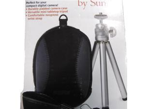 Sunpak Point and Shoot Kit 620-PSKITBB
