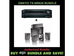 Onkyo TX-NR626 7.2-Channel Receiver & Definitive Technology ProCinema 600 5.1