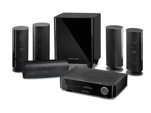 Harman Kardon BDS 800 5.1 Blu-ray Home Theater Systems
