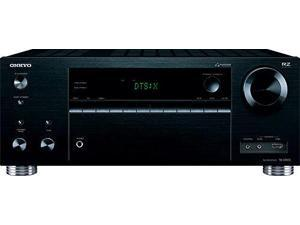 Onkyo TX-RZ610 7.2 Channel A/V Wireless Network Receiver with HDCP2.2/HDR & Bluetooth