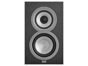 Elac Uni-Fi UB5 Bookshelf Loudspeakers - Pair (Black Brushed Vinyl)