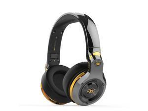 Monster Black MH ROC OE BPL CU WW** ROC Sport by Monster Black Platinum Over-Ear Headphones