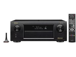 Denon AVR-X6300H 11.2 Channel Full 4K Ultra HD AV Receiver with Bluetooth and Wi-Fi