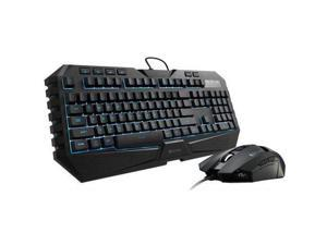 Cooler Master SGB-3020-KKMF1-US CM Storm Octane Gaming Keyboard & Mouse Bundle