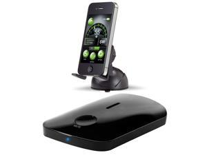 Cobra iRadar 500 Bundle for iOS (iRadar 100 & Universal Phone Mount)