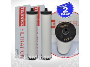 Franke FRX-02 Triflow Filter Replacement Cartridge With Lead Removal - PACK 2