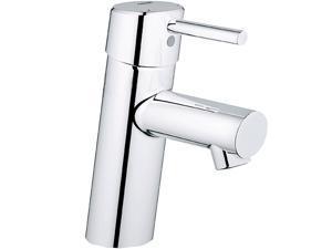 Grohe 34270001 Concetto Bathroom Faucet Single Handle Single Hole