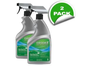 Bissell BigGreen Commercial Oxy Pro Deep Spot & Stain Remover for Carpets & Upholstery 32 oz