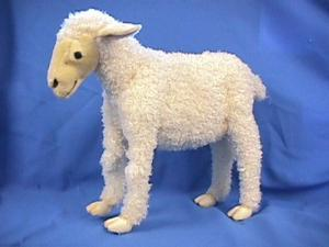 Hansa Lamb Life Size