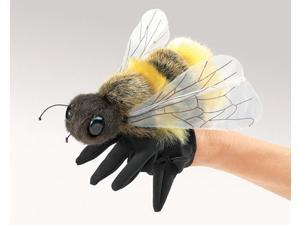 "Honey Bee Puppet by Folkmanis 7"" L"