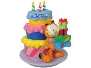 Garfield Happy Birthday Figurine