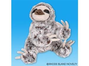 "Sloth Plush Toy 8"" H"