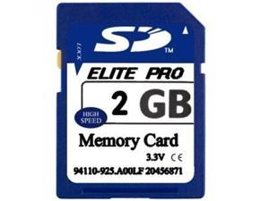 Excellent quality 10*2GB 2G SD Secure Digital Memory Card for Camera 2GB SD CARD