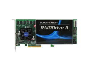 Super Talent RAIDDrive II 1TB RAID0 PCI Express x8 Solid State Drive(MLC)