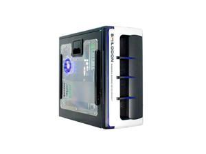 Smilodon Atx-612Wb No Ps Atx Mid Tower Case (Blue)