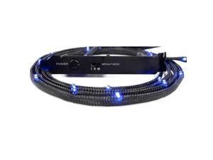 Cb-Led20-Bu 2M Sleeved Led Kit (Blue)