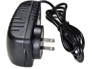 Super Power Supply® AC / DC Adapter Charger Cord For Casio Keyboards World Tour WTAD5 AD5 Models: CT360 CT-360 CT400 CT-400 CT625 CT-625 CT638 CT-638 CT648 CT-648 CT655 Replacement Wall Plug