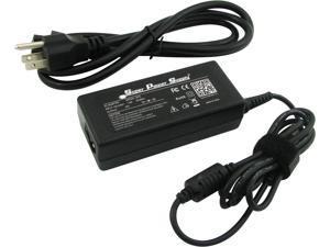 Super Power Supply® AC / DC Laptop Adapter Cord for Toshiba Satellite L645-S4102 L645-S4104 L655-S5156BN L555-S7945 L675D-S7106 L675D-S7050 &#59; 65 Watt Netbook Notebook Battery Plug