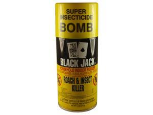 Black Jack, 625, 7.5 OZ, Household Indoor Insect Fogger, La Bomba, Multi Purpose