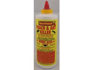 ZAP-A-ROACH, ZAP854, 100% BORIC ACID ROACH & ANT KILLER 1 LB