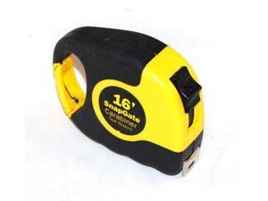 SnapGate, 00104, 16' Carabiner Tape Measure, Easy Grip Rubberized