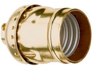 Medium Base Lamp Holder Interior Only 660-Watt 250-Volt Keyless Pass and Seymour