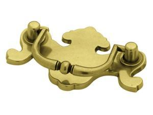 "Brainerd, 69305, 3-1/2"", Lancaster, Traditional Bail Cabinet Handle Pull, 2-1/2"" Center Holes"