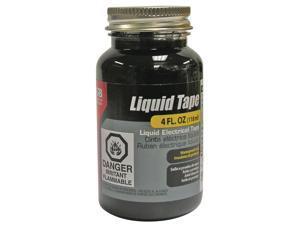 Gardner Bender, LTB-400, 4 OZ, Black, Liquid Electrical Tape, Waterproof, Indoor / Outdoor Use