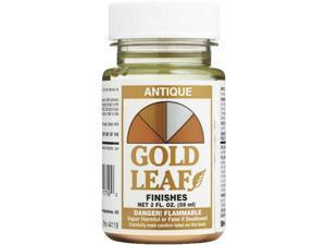 SHEFFIELD, 1718, Gold Leaf Metallic, 2 OZ Bottle, Superlite Gold Leaf Finish