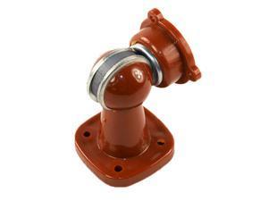 Ultra Hardware 35900 Magnetic Door Holder Dark Brown Rugged ABS Construction