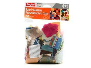Mosaic Pieces fabric mosaic squares pack of 400