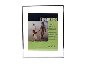 Original Float Frame silver 11 in. x 14 in.