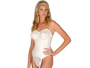Silhouette Paysanne Pearl Strapless Multiway Basque 4056 34C