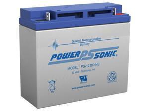1201803402 POWER-SONIC 12V 18AH SLA BATTERY F2