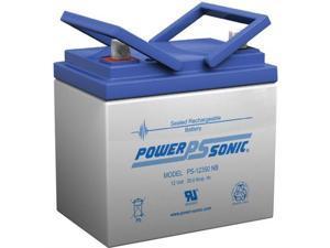 1203504002 POWER-SONIC 12V 35AH SLA BATTERY NB