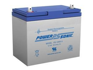 1205509102 POWER-SONIC 12V 55AH SLA BATTERY