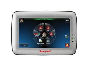 "6280S HONEYWELL INTRUSION LCD KEYPAD 7"" COLOR TOUCH SLV"