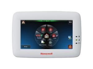 """6280W HONEYWELL INTRUSION LCD KEYPAD 7"""" COLOR TOUCH WHT"""
