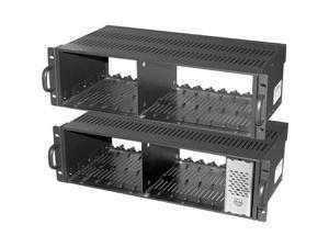 "RK5000-3U PELCO 19"" CHASSIS 14 SLOTS NO POWER"