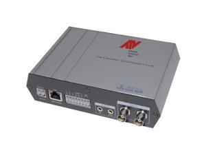 P Video Encoder, 1 Channel, 12/24V, POE