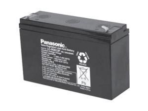 LC-R0612P PANASONIC INDUSTRIAL COMPANY SLA, 6V, 12AH, 187