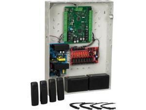 NX4OP30L HONEYWELL ACCESS   U.S. NX4 W/LG ENCL & QTY 4 OP30RDRS