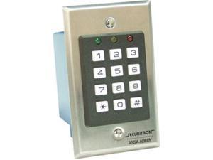 Securitron Magnalock - DK-16P - Securitron DK-16P Single gang indoor keypad