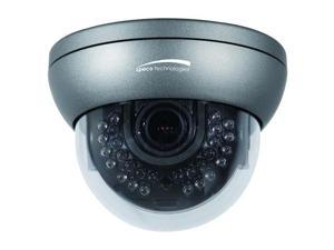 Speco - HT671H - 960H Outdoor IR Dome w/Chameleon /700TVL/2.8-12mm Lens/Dual Voltage