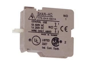 STI-10196 SAFETY TECHNOLOGY INC. N/O CONTACT BLOCK F/2000SERIS