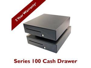APG Cash Drawer T371-5-BL16195-K7 *DELL ONLY*S100 **KEYED TO A7 LOCK CODE** USB,Cable Included